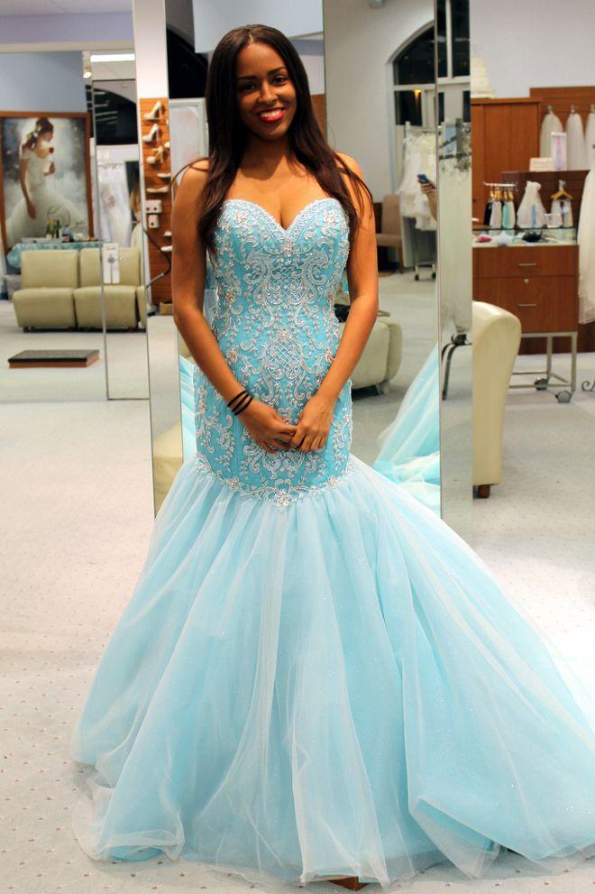 Mina Slater - Style 249 Ariel from the Disney Fairy Tale Bridal ...