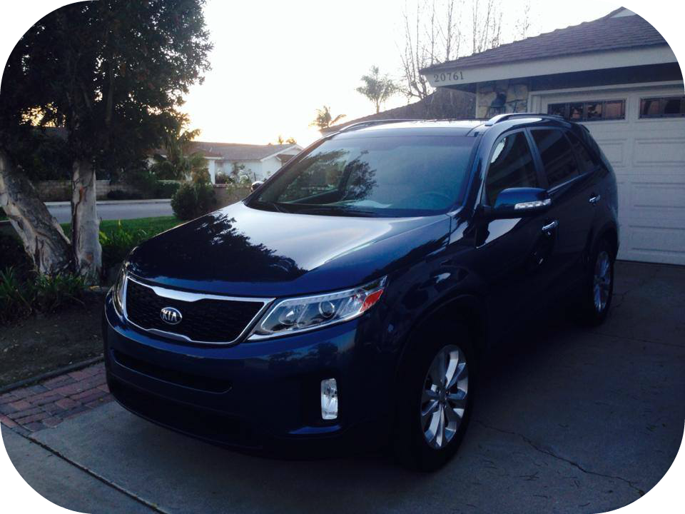 2014 #Kia Sorento Fully Loaded Review