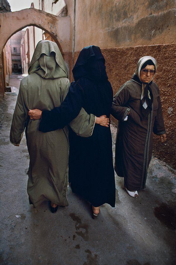 MARRUECOS                 Arte de la amistad - Blog de Steve McCurry