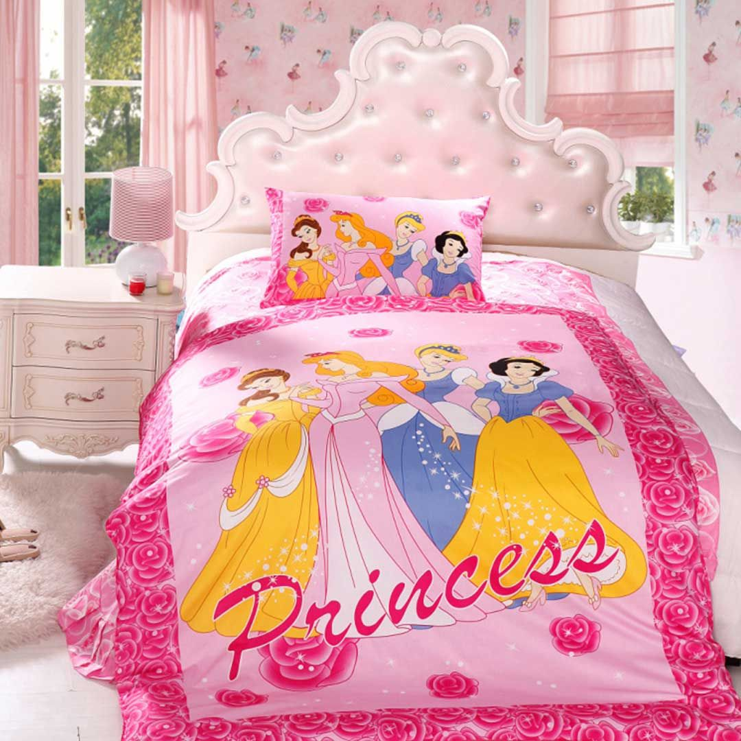 Disney Princess Bedding Set Twin Size Ebeddingsets Princess Bedding Set Princess Bedroom Set Disney Princess Bedroom Set