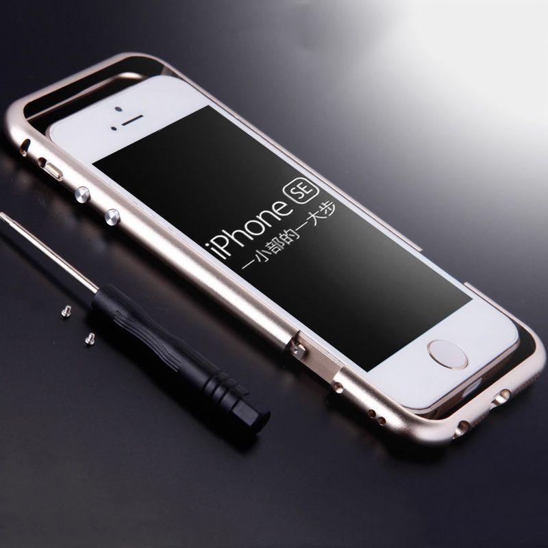 Refunney Slim For Iphone 5s Bumper Case Aluminum Cover Iphone 5