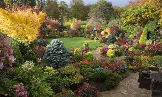 Alan Titchmarsh 39 S Five Favourite British Back Gardens