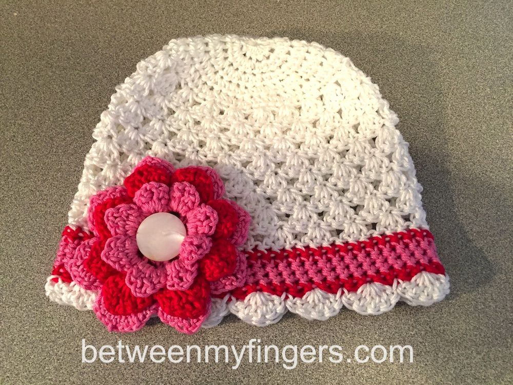 a86edac0238 It s Spring! Baby Sun Hat - Free crochet pattern by Sharon Frazier ...