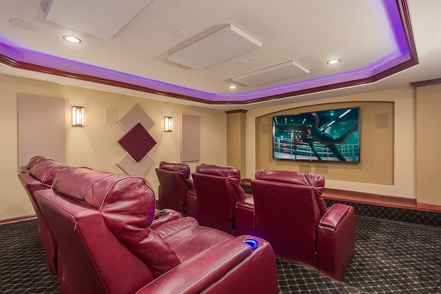 21 Awesome Basement Home Theater Ideas For Your Room