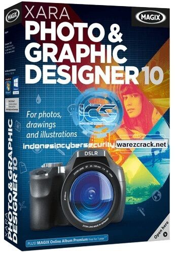 Xara Photo & Graphic Designer 10 Serial Number + Crack Full  This