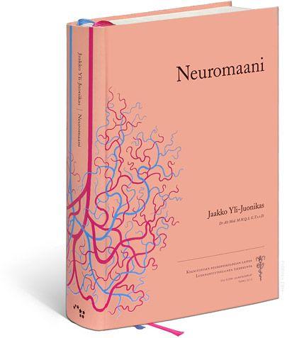 COVER DESIGN, TYPESETTING AND ILLUSTRATIONS / JAAKKO YLI-JUONIKAS: NEUROMAANI / OTAVA 2012