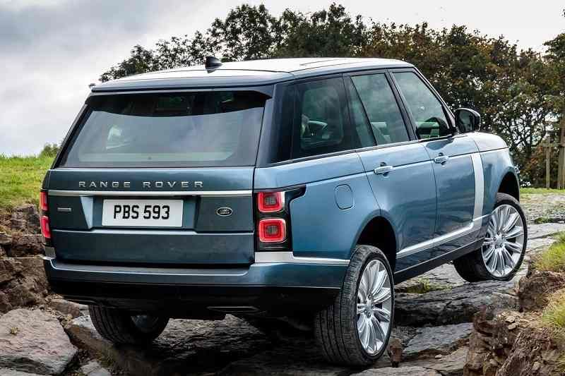 Land Rover Car Price In India 2018 Range Rover Range Rover Sv