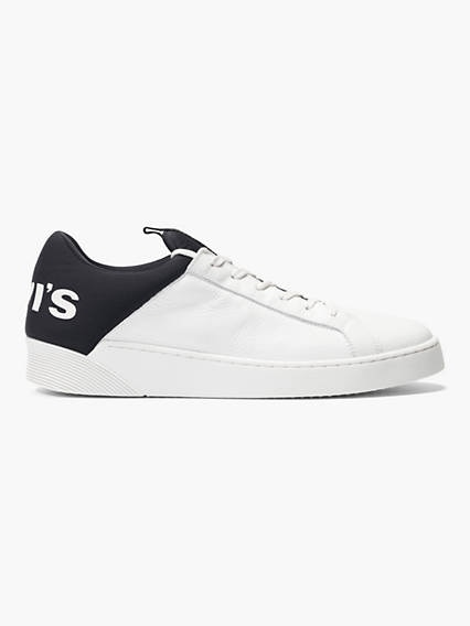 Mullet Sneakers White | Levi's® US in 2020 | Mens fashion
