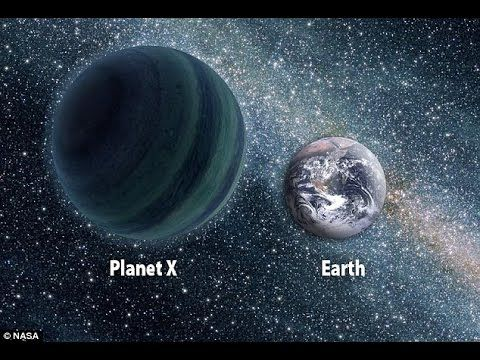 NASA knows that Planet X Nibiru has already entered our