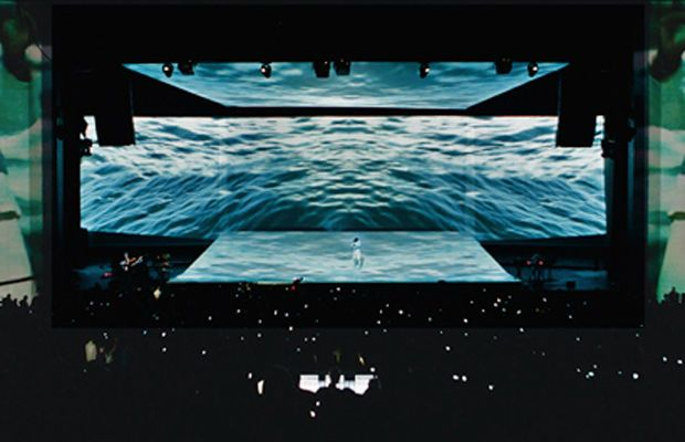 The Design Evolution Of Kanye West S Live Performances Kanye West Live Kanye West Kanye