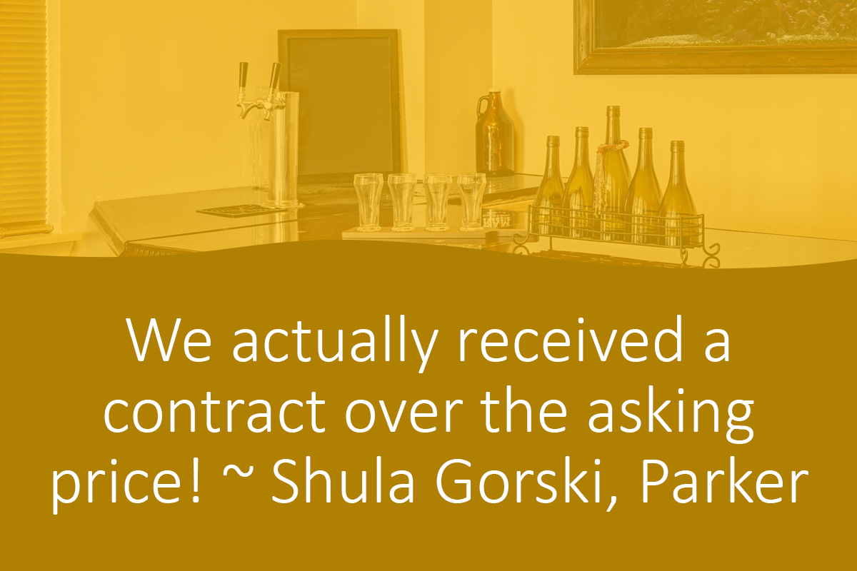 Karla is an amazing real estate professional who works very hard to make her clients dreams come true!! She provided in site to the market, as well as, great advise to sell our home. We actually received a contract over asking price. ~ Shula Gorski, Parker  See more reviews at http://karlapainter.com/client-reviews-2/  Karla Painter karla@karlapainter.com 303-653-5131