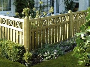 Ornate Fencing | Information About Decorative Garden Fencing From Jetsets  Space Realty