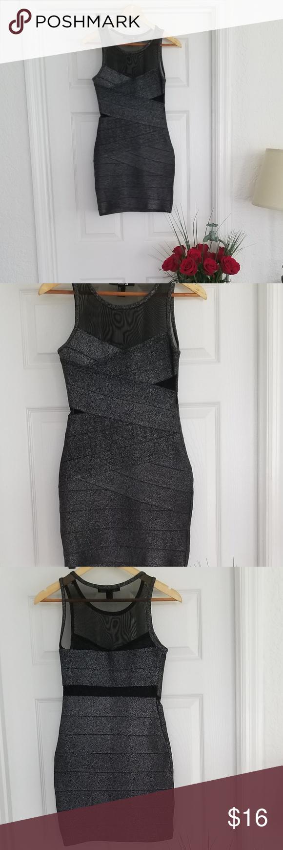 Black Silver Sparkle Dress Ll Forever21 Sparkle Dress Dresses Sequin Mini Dress [ 1740 x 580 Pixel ]