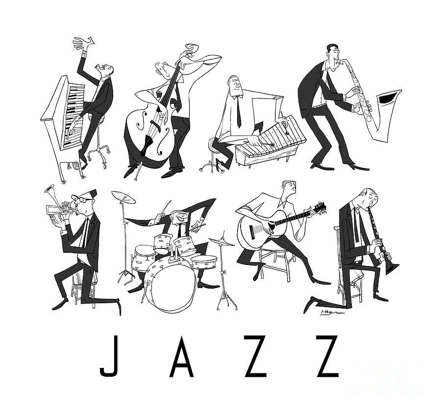 1 jazz sean hagan jpg 900x843 jazz musiciansblack and white