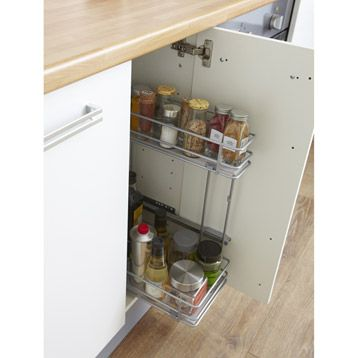 meuble cuisine rangement