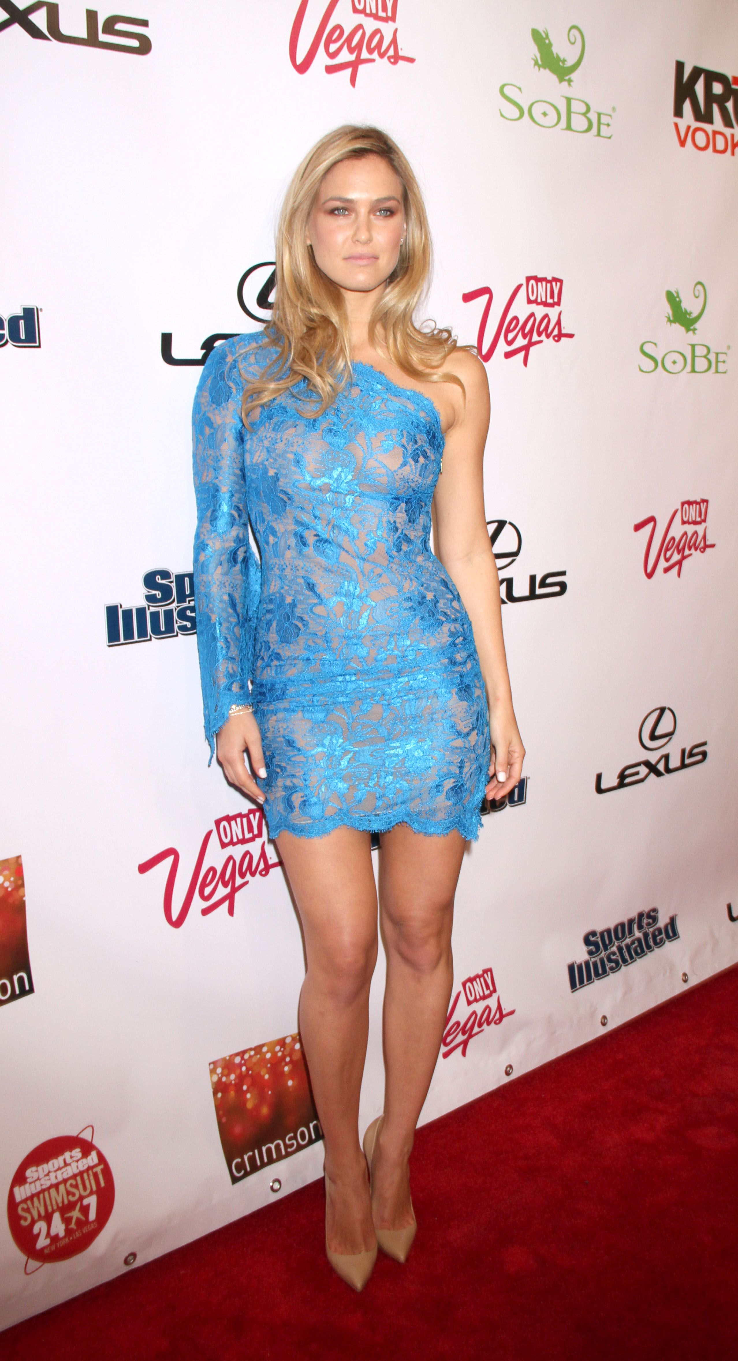 Bar Refaeli – SI Swimsuit Launch Party Hosted By Crimson In New York ...