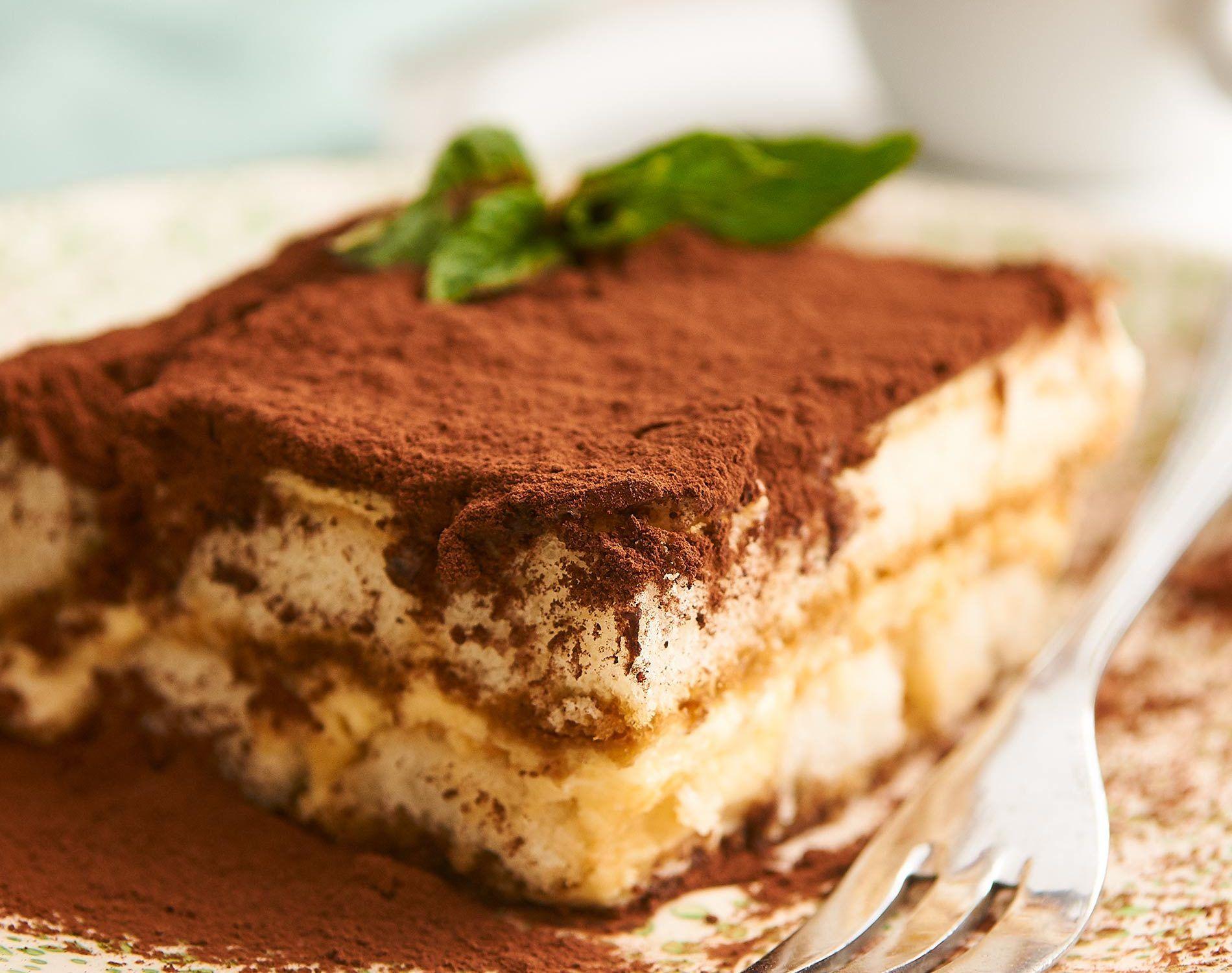 Tiramisu Rezept - Original italienisch   Gustinis Feinkost Blog