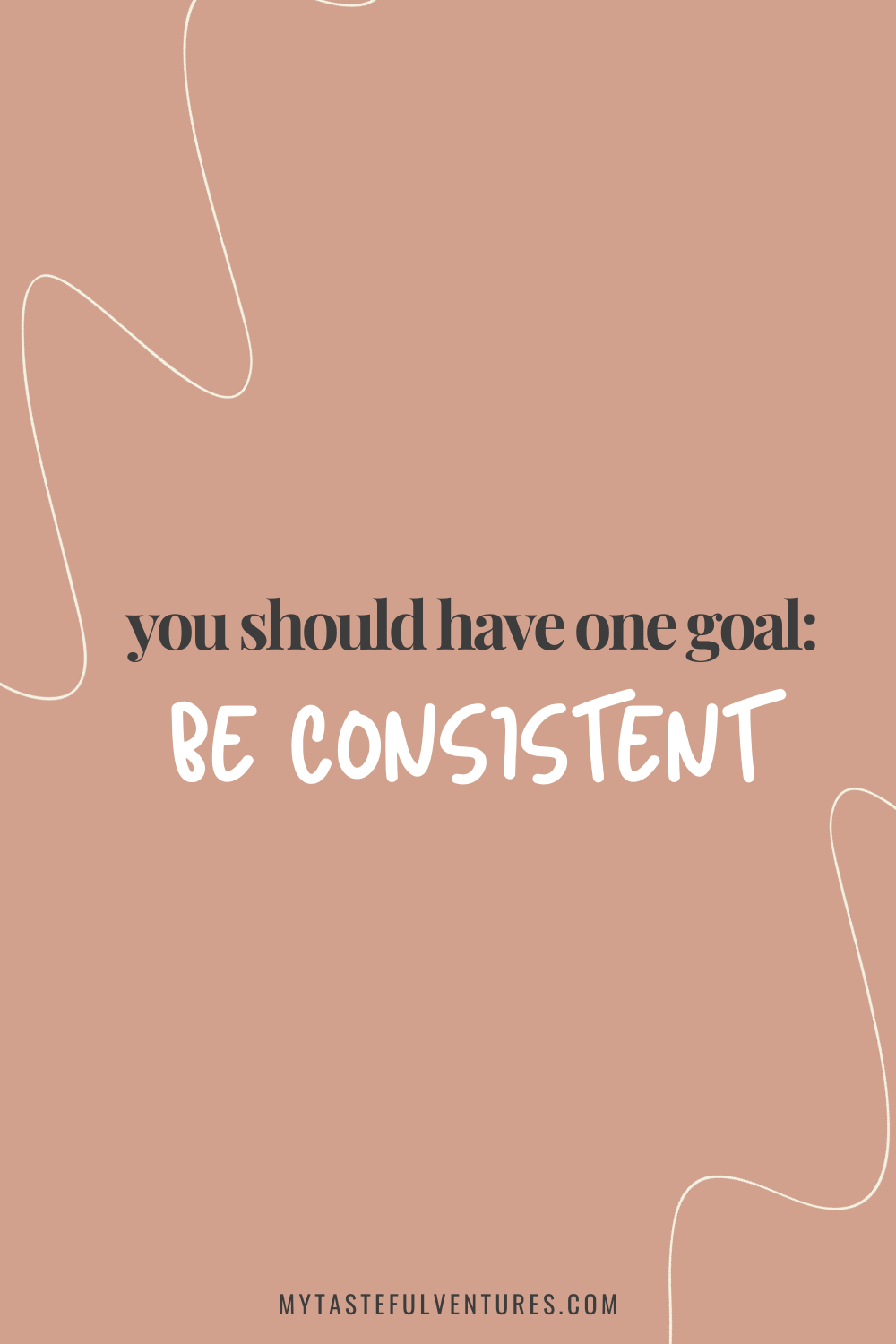 Your Main Goal Is Being Consistent Consistency Quotes Sales Motivation Quotes College Motivation Quotes
