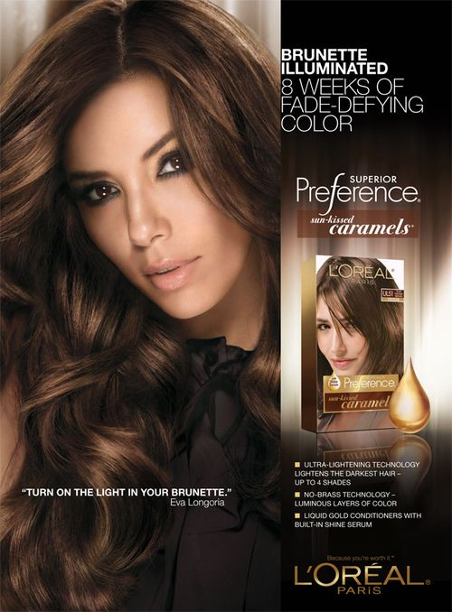 Brunette Hair Color Loreal Hair Loreal Hair Color Loreal