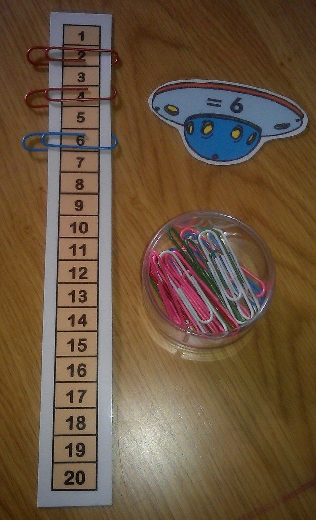 1) Martian Multiplication file folder game 2) Use paper clips for skip counting x2