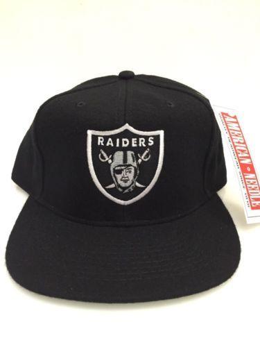 VINTAGE LOS ANGELES RAIDERS SNAPBACK HAT AMERICAN NEEDLE CAP NWA EAZY-E LA  NWT 1ab994b4052