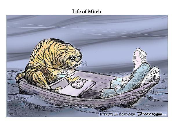 The National Memo » Life Of Mitch