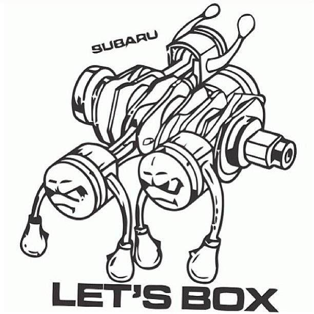 Subaru Boxer Memes