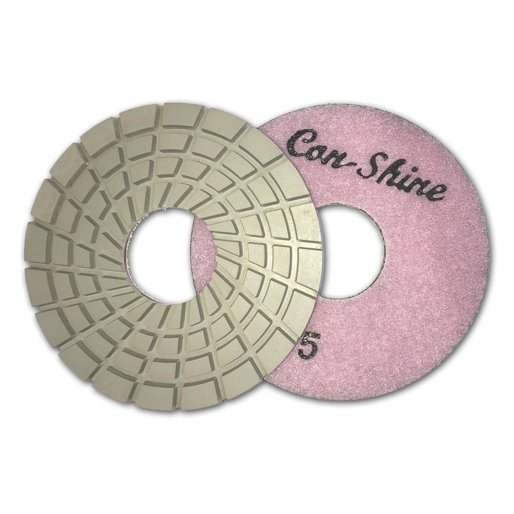 APPLIED DIAMOND TOOLS 5 in. ConShine 5Step Dry Diamond