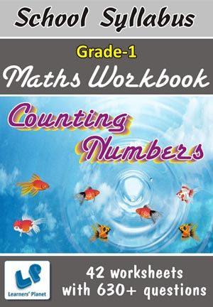 GRADE-1-MATH-COUNTING-NUMBERS-WORKBOOK This workbook contains ...