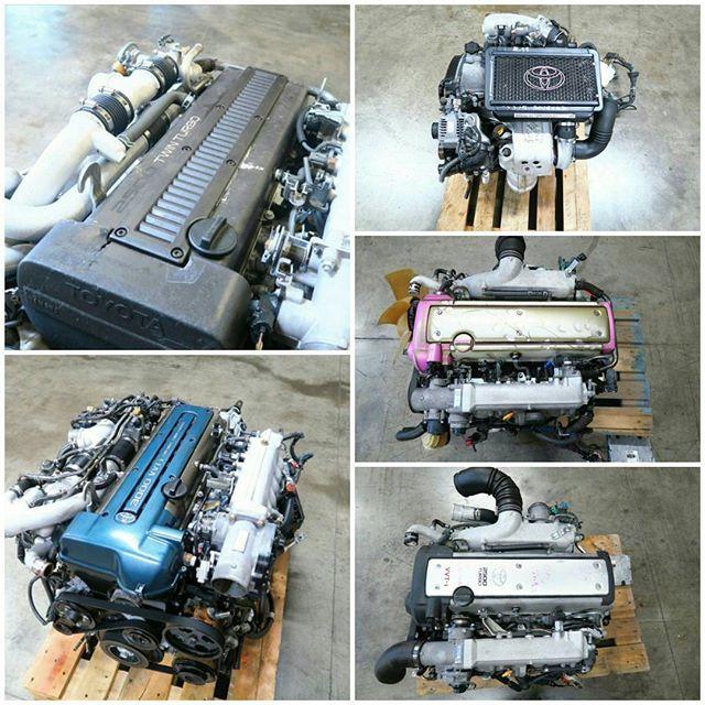 Jdm Toyota 3sge 2 0l Dohc Vvti Beams Engine W 6 Spd Trans We Have Quite A Few Of Them In Stock Jdmalliance Jdmengines Jdmmot Jdm Engines Engineering Jdm