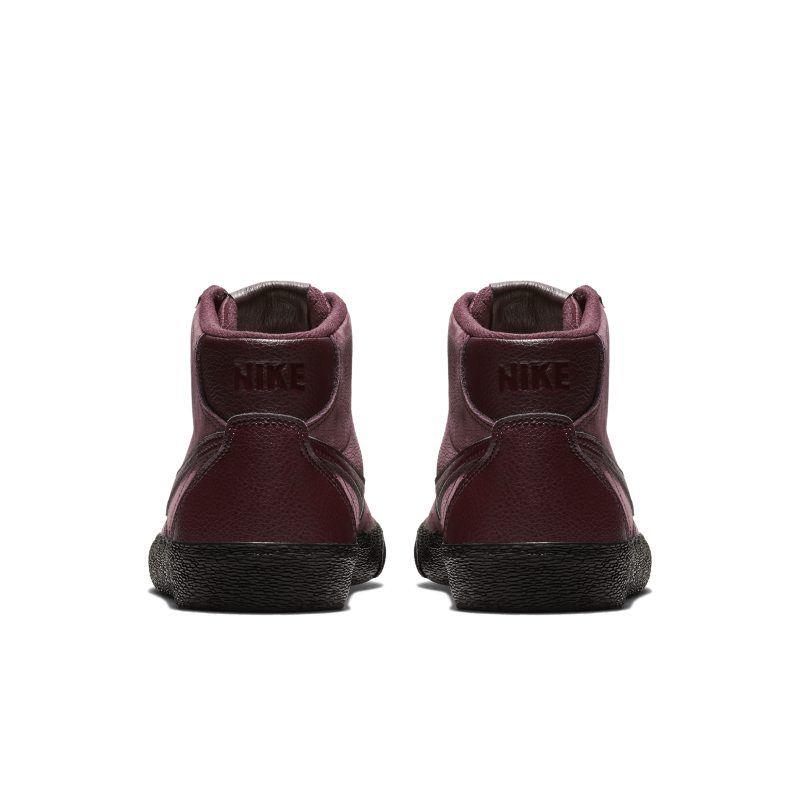 Nike SB Bruin High Premium Women s Skateboarding Shoe - Black ... ca9bac205