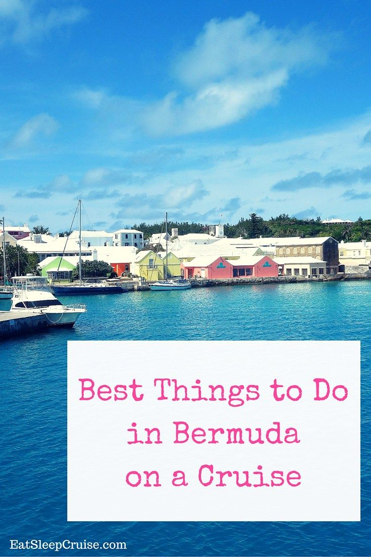 Best Things to Do in Bermuda on a Cruise | Cruise Tips ...