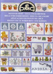 DMC - Motivos Bebe. Idees pour broder ideas for Embroidery