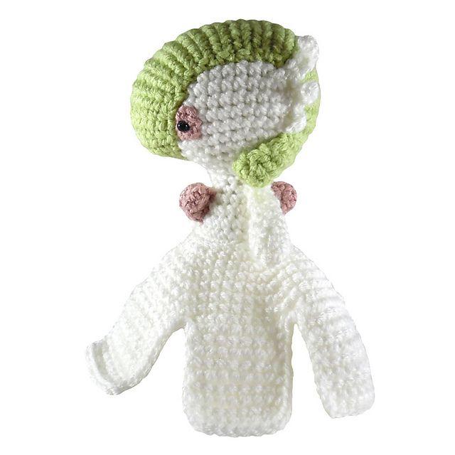 Pokemon: Mega Gardevoir pattern by i crochet things | Mega gardevoir ...