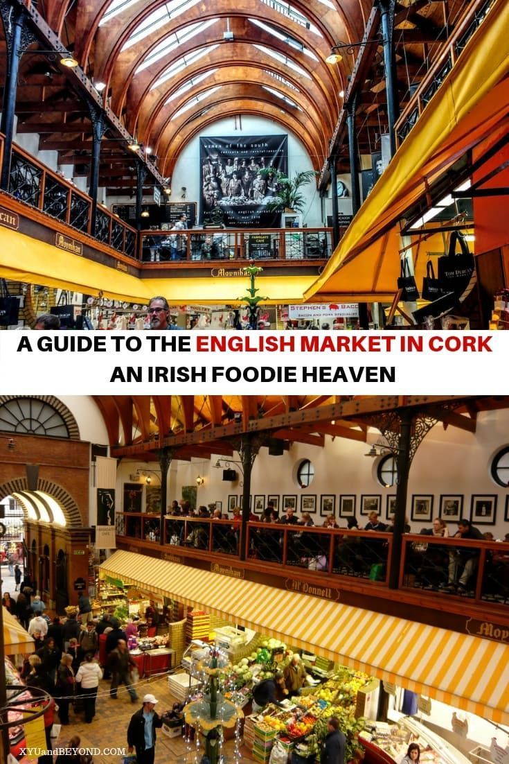 Photo of A Guide to the English Market in Cork Ireland: an Irish Foodie Heaven