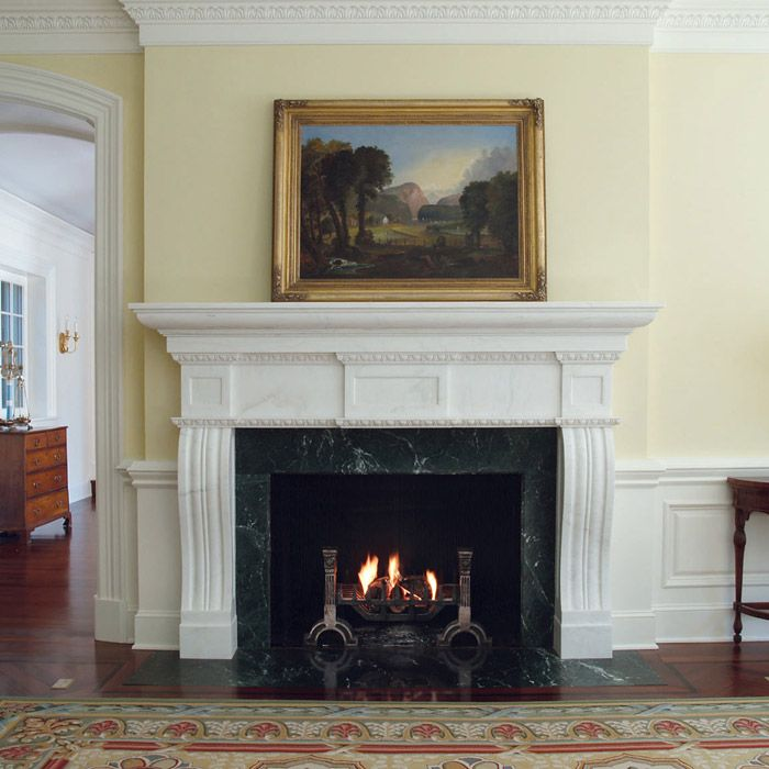 Charming Reproduction Georgian Fireplaces Part - 9: Reproduction Antique Marble Fireplaces U0026 Surround Our Extensive Collection  Of Reproduction Marble Places Replicate Historic Features That Date As Far  Back A