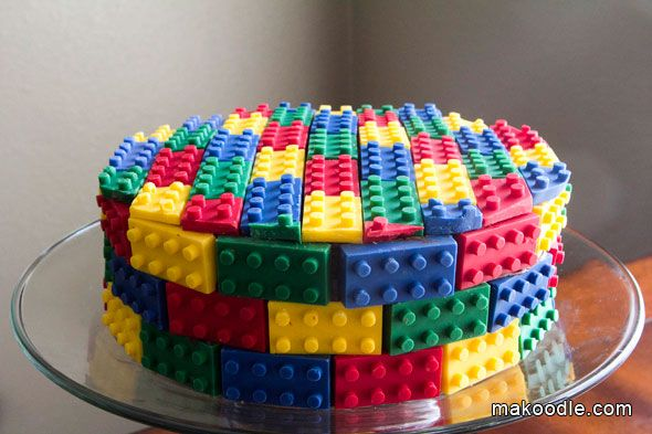 Lego Birthday Cake | Lego Party | Pinterest | Legos, Birthday cakes ...