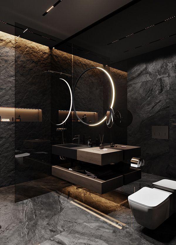 Dark grey apartment – Dezign Ark (Beta)