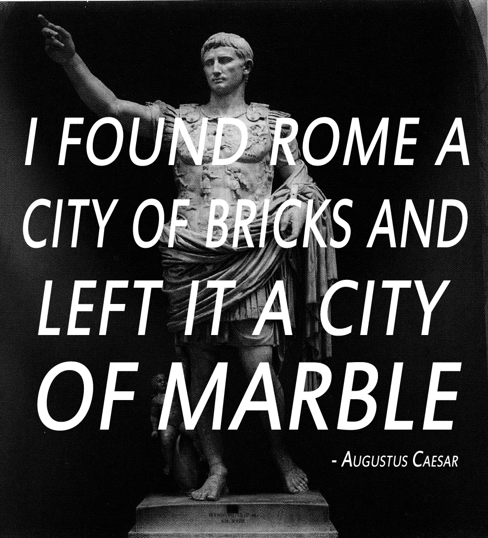 augustus and julius caesars relationship memes