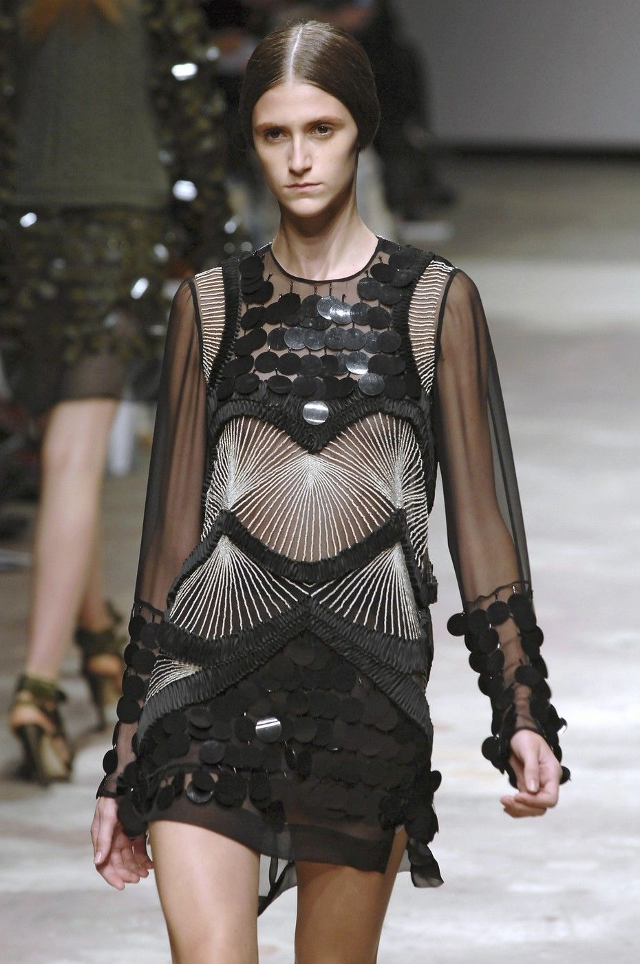 Christopher Kane Fall 2008