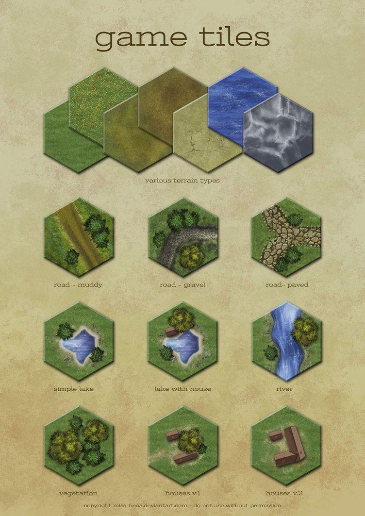 Board Game Tile Set Board Games Hexagon Game Board Games Diy