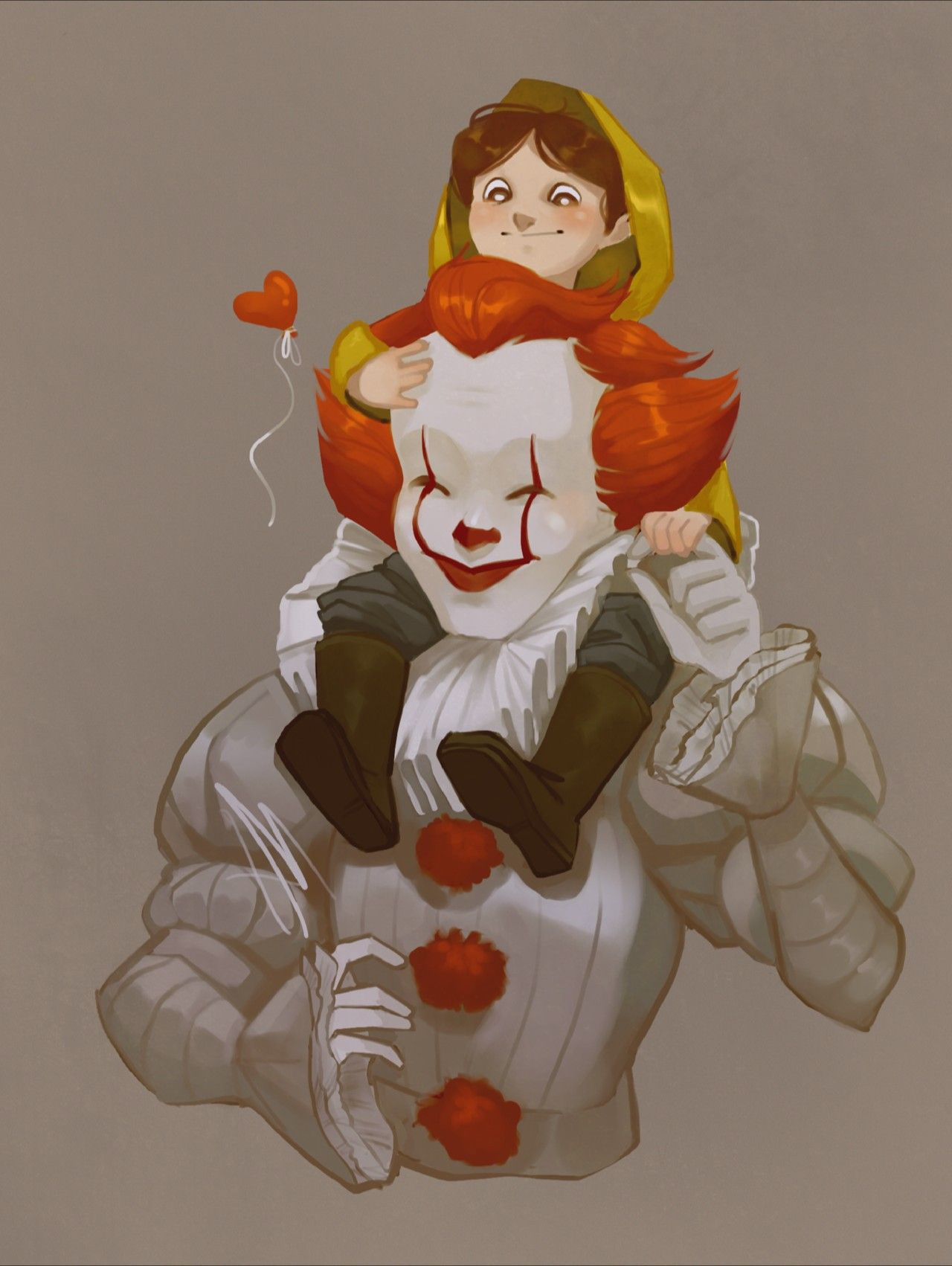 Pin By Chloee On Turned Good Au Pennywise And Georgie With Images
