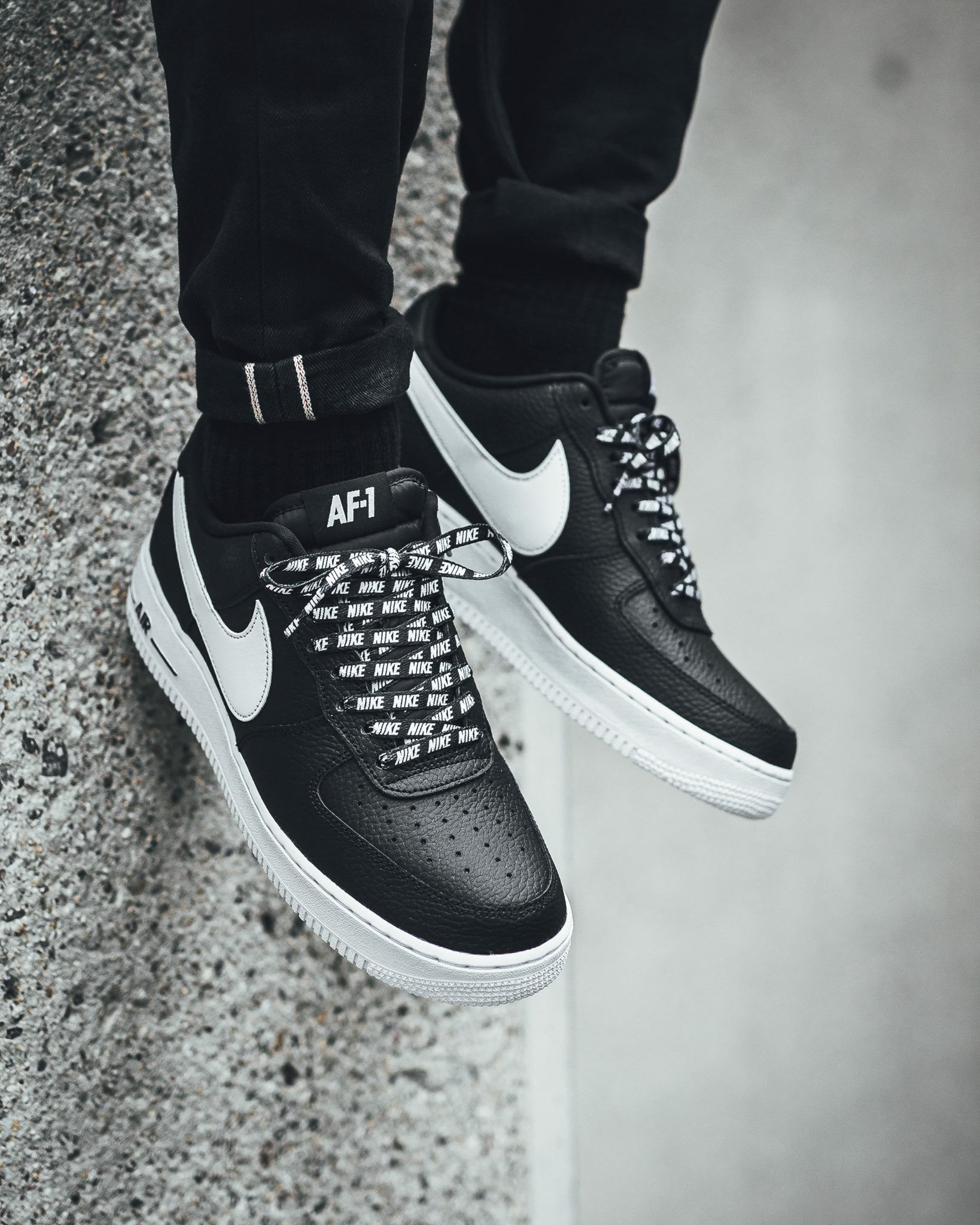 nike air force 1 high wear epoxy