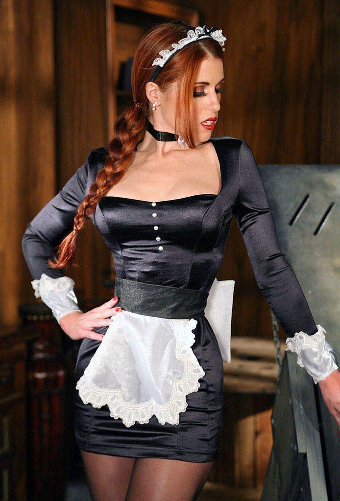 sexy xxx maid wife