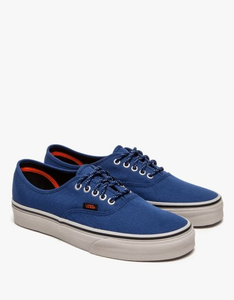 vans estate blue