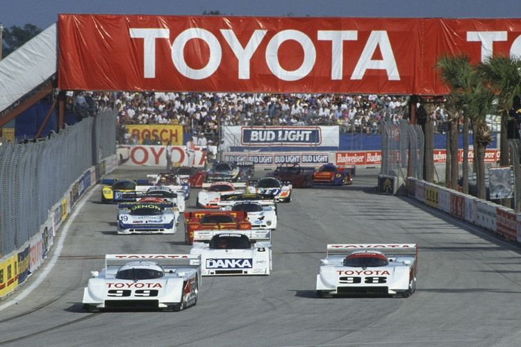 Toyota IMSA GTP