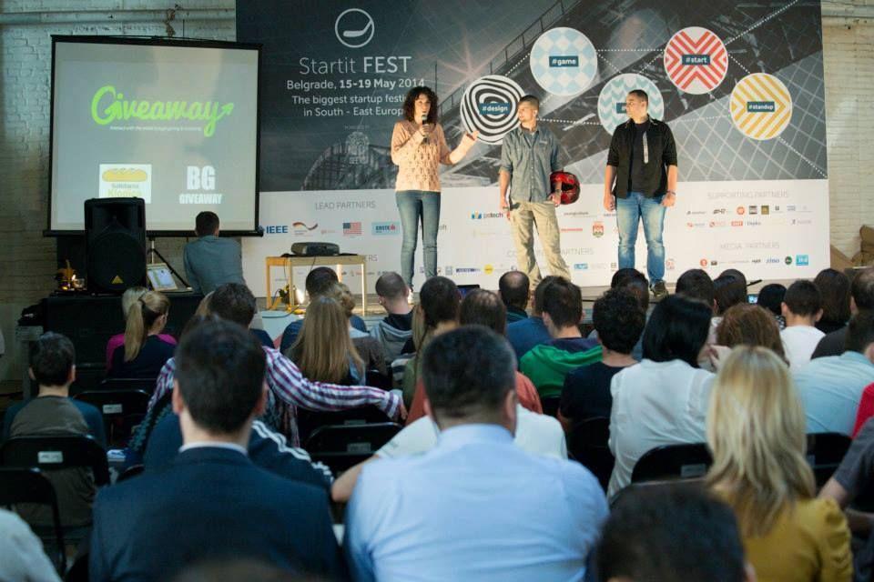 Hackathon giveaways