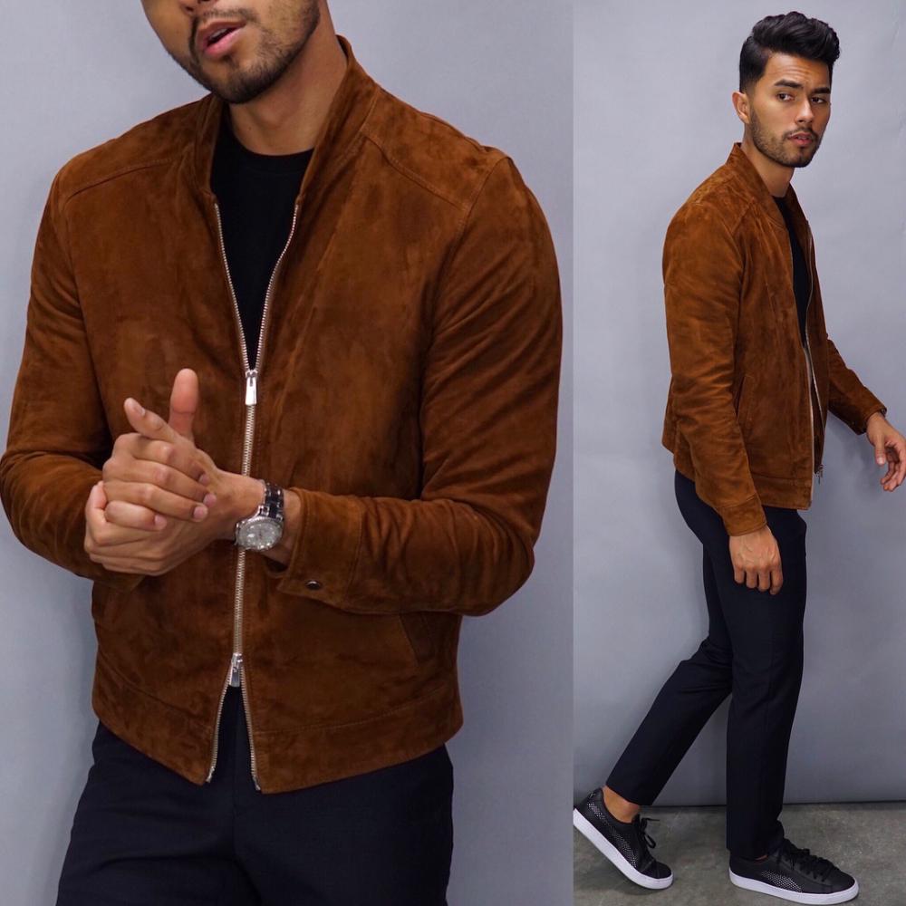 Jose Zuniga Teachingmensfashion Instagram Photos And Videos Leather Jacket Men Style Mens Fashion Essentials Mens Fashion Casual Outfits [ 1000 x 1000 Pixel ]