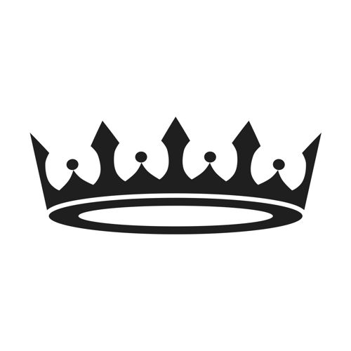 stencil premium prince princess crown clipart best clipart rh pinterest com prince crown clipart black princess crown clipart free download