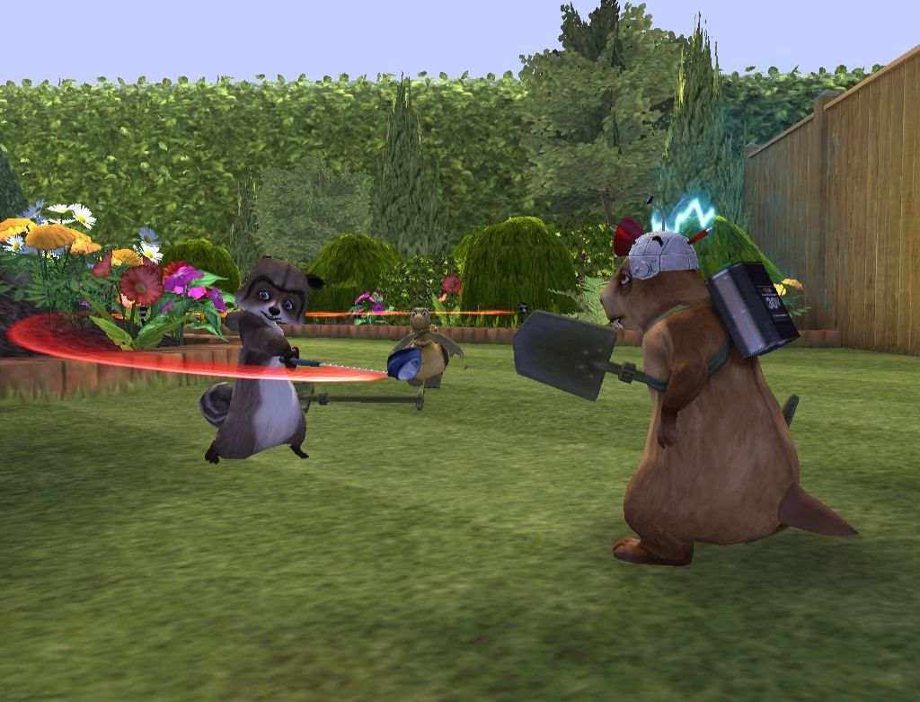 over the hedge pc game